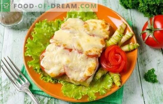 Tilapia z serem to delikatne danie rybne. Warianty tilapii z serem w cieście, w cieście, w formie bułki, zapiekanki i steki