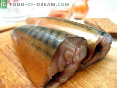 Makrela w skórce cebuli - najlepsze przepisy. Jak prawidłowo i smacznie gotować makrele w skórce cebuli.