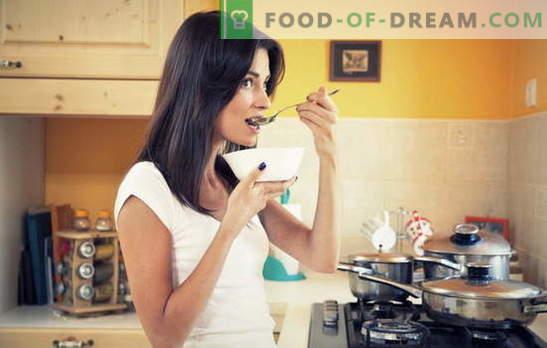 Co zrobić, jeśli zupa oversalt: zapisz lunch! Jak sprawić, by zupa nie przesadzała - wszystkie sekrety doświadczonych kucharzy