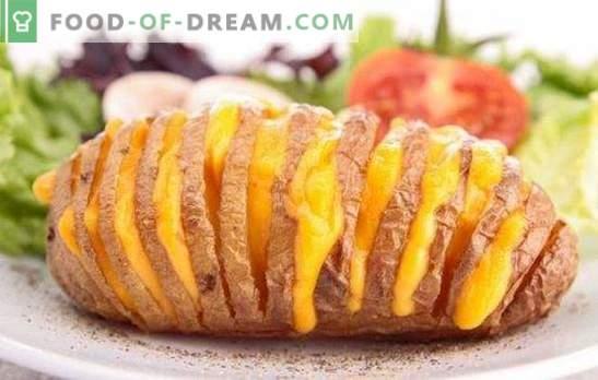 Pieczone ziemniaki w piekarniku z serem to niezwykle smaczne danie. Najlepsze przepisy na pieczone ziemniaki w piekarniku z serem