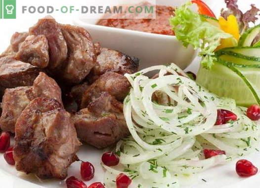 10 najlepszych oryginalnych marynat do kebabów