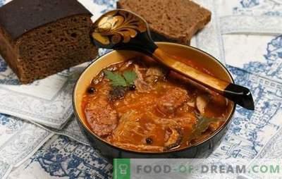 Errores típicos al cocinar sopa. ¿Por qué la sopa sin sabor y fea?