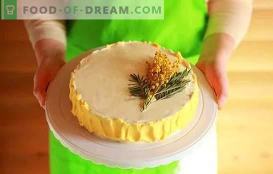 Ciasto Kremowe: Przepisy krok po kroku na domowe desery. Gotowanie słodkich i powietrznych kremów do ciast przy użyciu przepisów krok po kroku