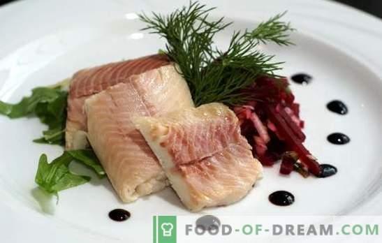 Jak gotować ryby - zalecenia i przepisy na zdrowe potrawy. Jak długo trwa gotowanie ryb: słodkowodnych i słonych