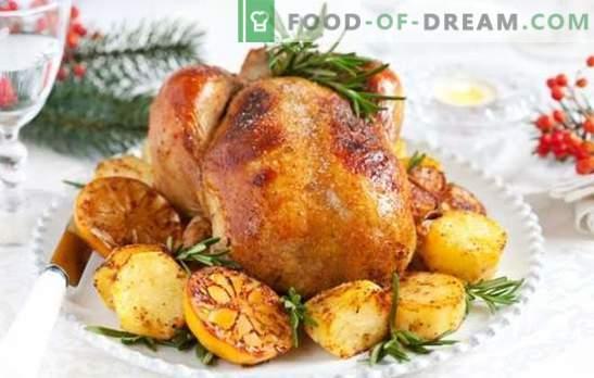 Potato Turkey: uniwersalny posiłek na świąteczny stół i rodzinny obiad. Sposoby gotowania indyka z ziemniakami