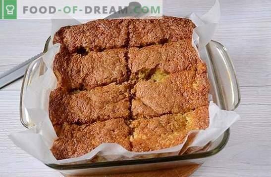 Lemon Pie: przepis na zdjęcia krok po kroku. Pachnące wypieki ich minimalnego zestawu produktów - domowe ciasto cytrynowe