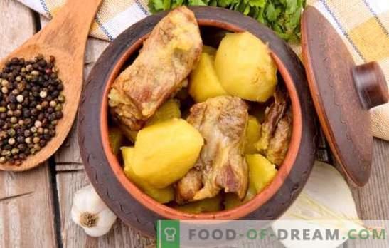 Mięso z warzywami w doniczkach - gotujemy z przyjemnością i zdrowiem. Przepisy mięsne z warzywami doniczkowymi