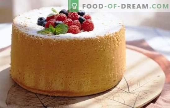 Biszkopt na jajkach - klasyka gatunku! Przepisy na ciastka czekoladowe, miodowe i waniliowe na jajka na pyszne domowe desery