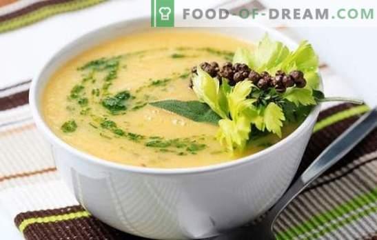 Zupa kalafiorowa ze śmietaną, serem, ziemniakami, marchewką. Wypróbuj wszystkie zupy kalafiorowe i kremowe!