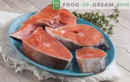 Stek Cojack - dla miłośników niesamowitych ryb! Przepisy na stek Coho z cytryną, warzywami, śmietaną, sosem sojowym, gotowane na parze
