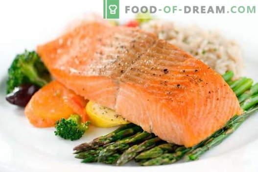 Fish in the Multivarke - 5 najlepszych przepisów. Jak prawidłowo i smacznie gotować ryby w wolnej kuchence.