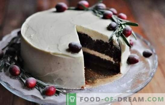 Kremowy sernik ze zdjęcia! Kremy z kremowych serów do dekoracji i dekorowania ciast