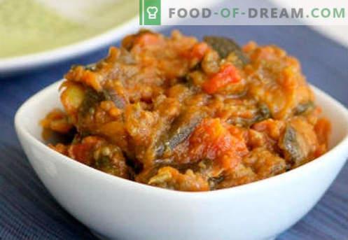 Sałatki w puszkach na zimę - sprawdzone receptury. Jak prawidłowo i smacznie gotować sałatki w puszkach na zimę.