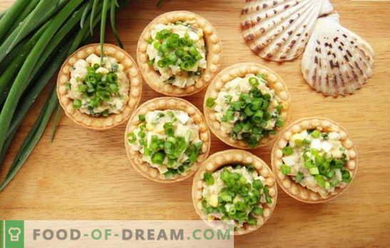 Przekąska z wątroby dorsza: kulki, sałatki, bułki. Przepisy na najlepsze przekąski z wątroby dorsza: z ryżem, pomidorami, serem, kukurydzą