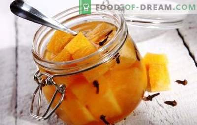 Pickled melon - unexpected experiments with tastes. The best recipes for pickled melon: with honey, cherry, ginger