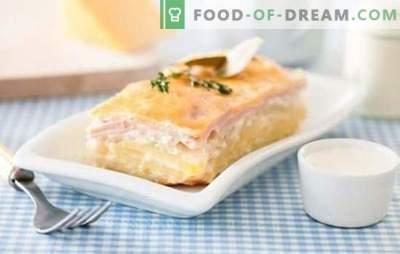 Zapiekanka ziemniaczana w multicookerze - inna! Przepisy na zapiekanki ziemniaczane z mięsem mielonym, serem, pieczarkami, rybami