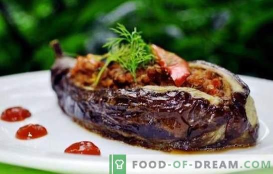 Bakłażan z mielonym mięsem na patelni - jedz smacznie! Przepisy na smażone i duszone bakłażany z mielonym mięsem na patelni