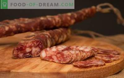 Suszona kiełbasa w domu - naturalnie! Przepisy na suszoną kiełbasę w domu z różnych mięs