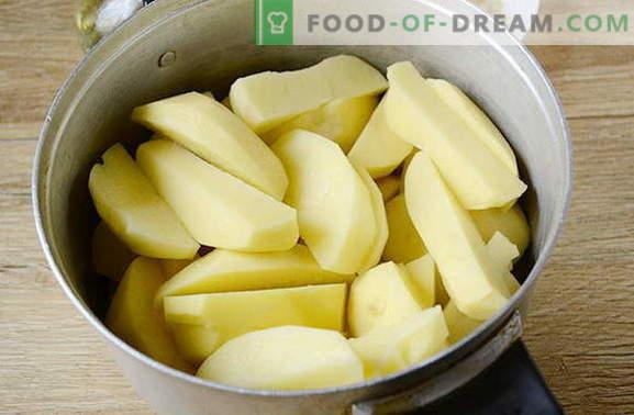 Ziemniaki w piekarniku w stylu wiejskim z pikantnymi przyprawami