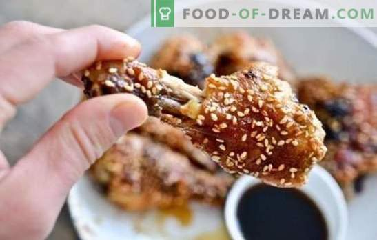 Ginger Chicken: proste przepisy żywieniowe. Jak gotować kurczaka z imbirem, miodem, sosem sojowym, pomarańczami?
