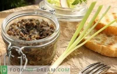 Jak ugotować kawior z grzybów, aby był smaczny? Najlepsze przepisy i metody gotowania kawioru z grzybów