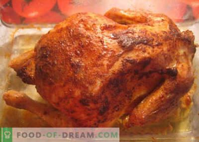 Kurczak w kuchence mikrofalowej - najlepsze przepisy. Jak prawidłowo i gotować kurczaka w kuchence mikrofalowej.
