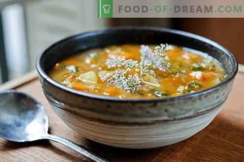 Zupa z kurczaka - najlepsze przepisy. Jak prawidłowo i smacznie gotować rosół z kurczaka.