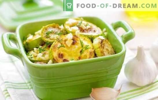Cukinia z cebulą - szczęśliwy zbieg okoliczności! Najlepsze przepisy na cukinię z cebulą, marchewką, pomidorami i innymi warzywami