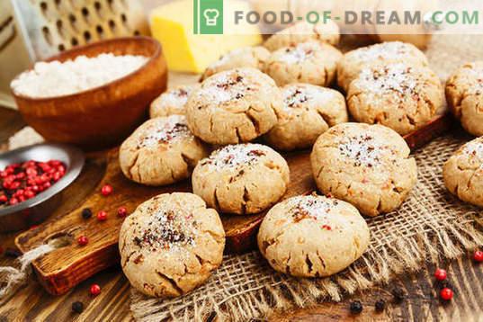 Ciasteczka owsiane z twarogiem - delikatne wypieki na co dzień. Proste przepisy na ciasteczka owsiane z płatkami twarogowymi i mąką