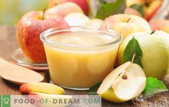 Galaretka jabłkowa to pyszny i aromatyczny napój. Jak ugotować pyszną galaretkę ze świeżych i suszonych jabłek