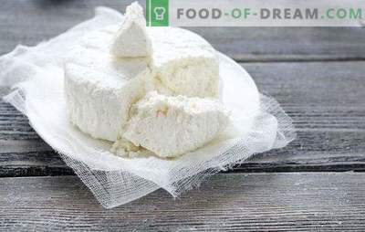 Błędy w gotowaniu domowego sera i sera