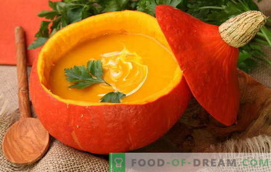 Pyszne dania z dyni - przepisy na zupy, przystawki i desery. Jak gotować pyszne dania z dyni - przepisy na wszystkie okazje