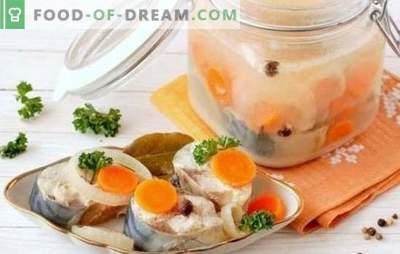 Marchew makrela to niesamowicie smaczna ryba. Przepisy na makrele z marchewką: w piekarniku, duszone, pieczone, marynowane