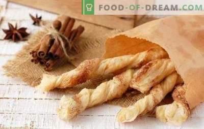 Ciasto francuskie: słodkie, słone, na piwo? Przepisy na różne wypieki z gotowych drożdży ptysiowych i zwykłego ciasta