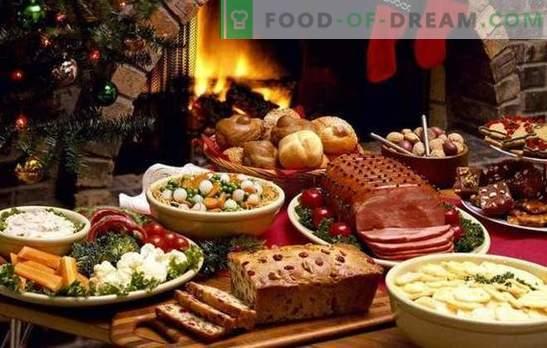 Co możesz gotować na Nowy Rok z wyprzedzeniem, aby nie gotować 31.