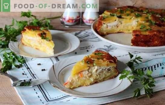 Ciasto z kapustą w wolnej kuchence - pomagamy sobie! Przepisy na ciasta z kapustą w wolnej kuchence z drożdży, ciast francuskich, ciasta