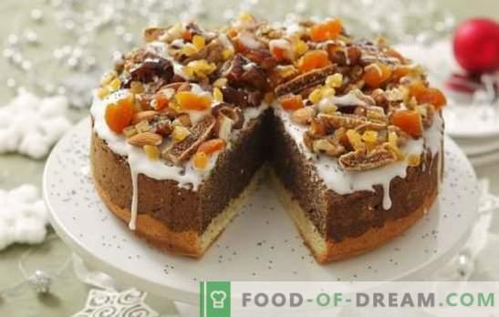 Ciasto z suszonymi morelami i suszonymi śliwkami: przepisy kulinarne i tajemnice gotowania. Gotowanie domowego ciasta z suszonymi morelami i suszonymi śliwkami ze śmietaną