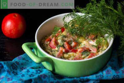 Omlet mikrofalowy