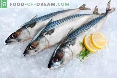 Makrela: korzyści i szkody dla ciała