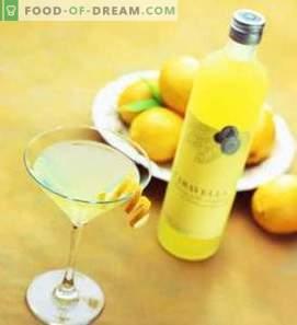 Jak pić limoncello