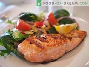 Qué hacer si el pescado está demasiado salado