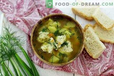 Zupa z Galuszkami