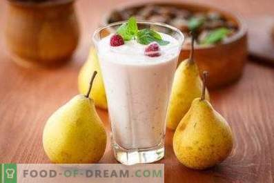 Pear Smoothies