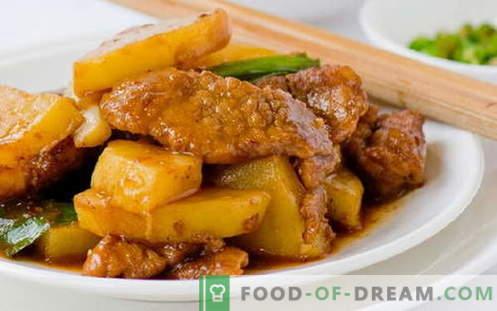 Wieprzowina pieczona w piekarniku - najlepsze przepisy. Jak prawidłowo i smacznie gotować wieprzowinę w piekarniku.