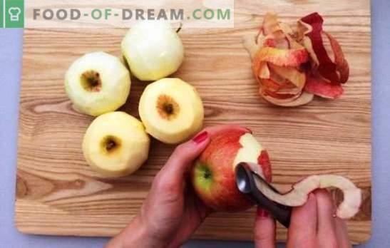 Замразени ябълки: различни начини за замразяване на сочни плодове. Как да замрази ябълки за цялата зима, на парчета, под формата на картофено пюре