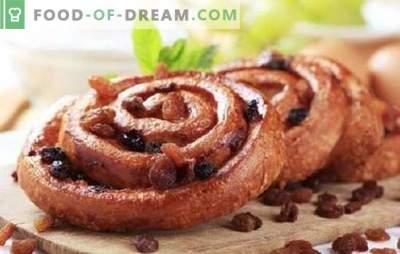 Pieczenie z rodzynkami to ponadczasowy klasyk. Przepisy na pieczenie z rodzynkami: ciasteczka, ciasta, serniki, babeczki i bułeczki